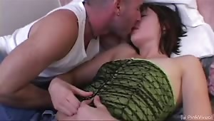 This freaky hottie was ready for some deep dicking! I fucked her sweet hole and let her suck my pole! I rewarded Dillian with a sticky load of cum down her throat!