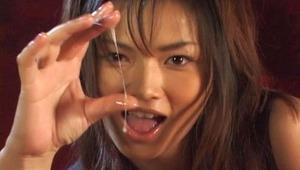 Mai Kuramoto embodies a sexy, lusty vampy amateur. Mai Kuramoto gives her partner a long and loving handjob. Watch as Mai Kuramoto shows you how good she is at handling her man's tool. See Mai Kuramoto massage and tickle all the right spots in her man pen