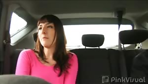 Jack overheard his girlfriend and her friend Amy talking. Amy had brought up that her fantasy is two men at once and she has never tried anal. So Jack's girlfriend is out and Amy's sleeping on the couch - time to wake up to a fantasy fulfilled!